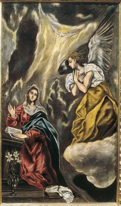Greco, Dom�nikos Theotok�poulos, Called Print by Everett