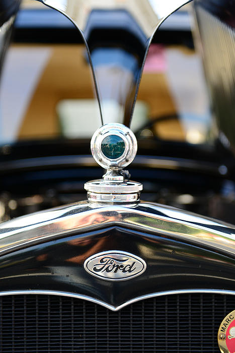 1931 Ford Model A Print by Paul Ward