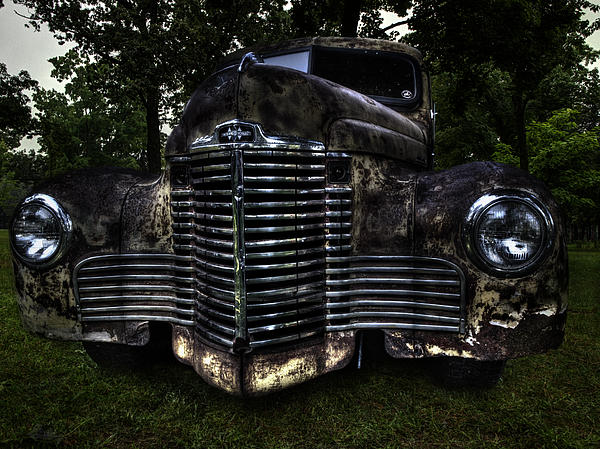 Thomas Young - 1948 International Truck