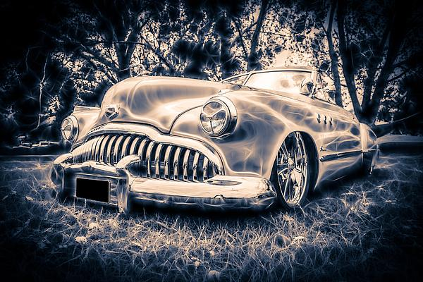 1949 Buick Eight Super Print by motography aka Phil Clark