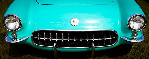 David Patterson - 1956 Chevy Corvette