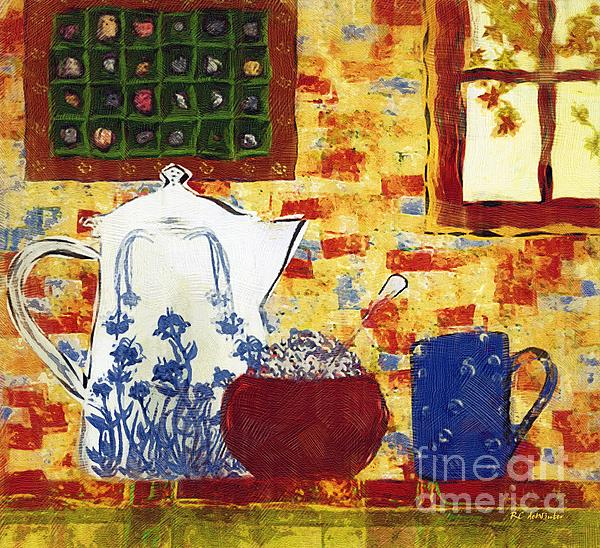RC DeWinter - Breakfast with Pearl Jam