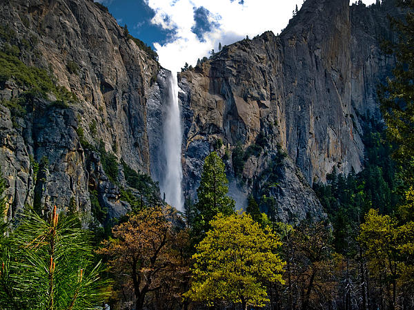 Bill Gallagher - Bridalveil Falls
