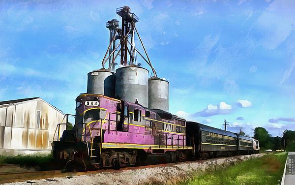 Joseph C Hinson Photography - Carolina Southern Railroad