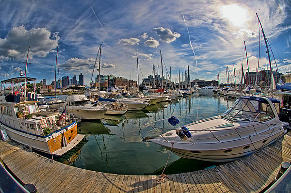 Joann Vitali - Constitution Marina-Boston