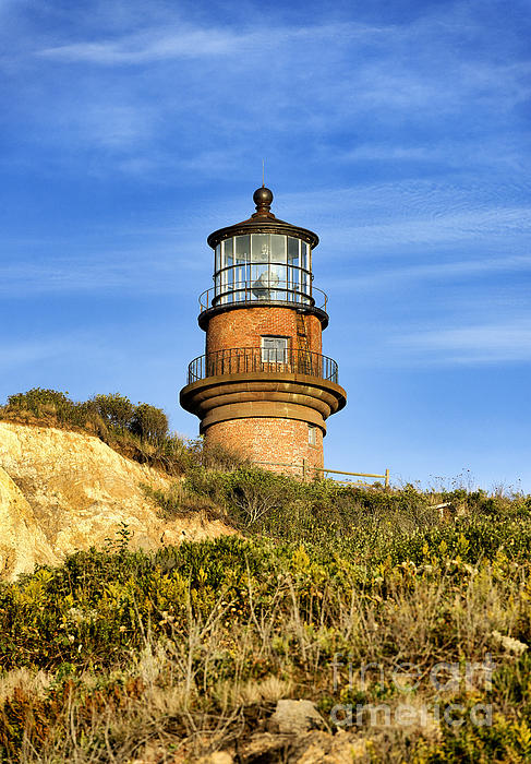 Gay Head Lighthouse Print by John Greim