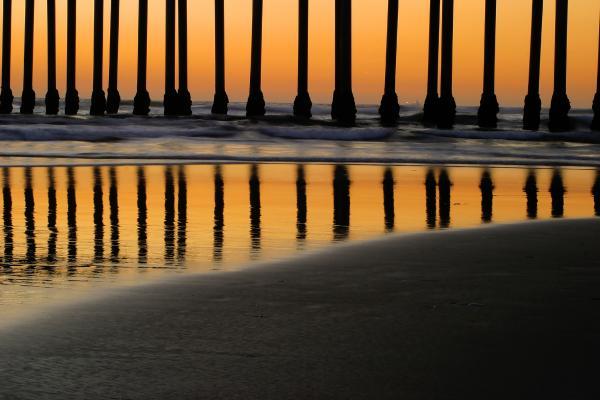 Doug Dailey - Golden Sunset