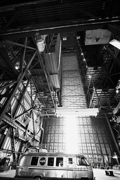 nasa vehicle assembly building interior - photo #8