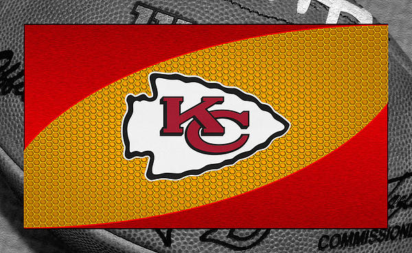 Kansas City Chiefs Print by Joe Hamilton