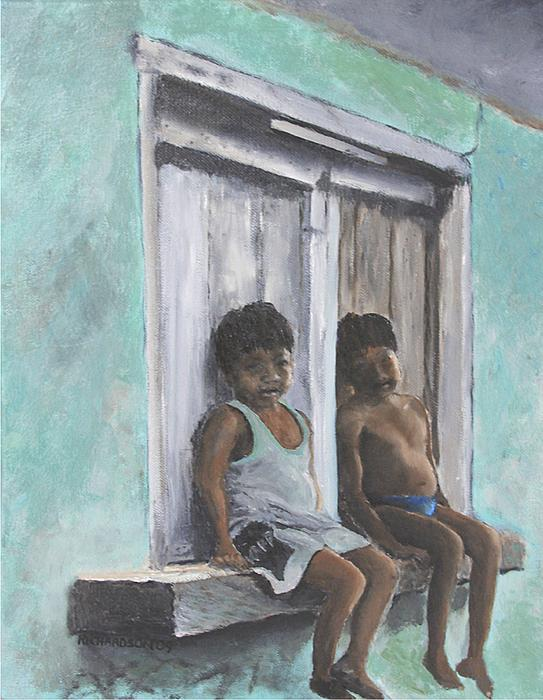 Susan Richardson - Los Ninos