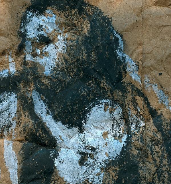 Madonna Print by Daniel Bonnell