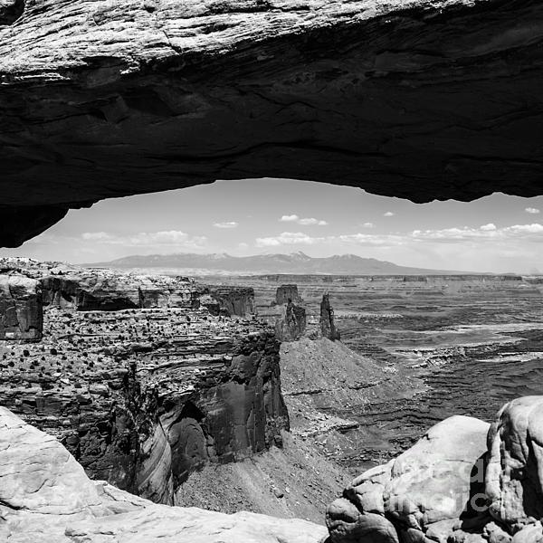 Mesa Arch Print by Radek Hofman