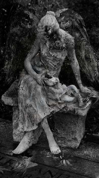 Miseries Print by David Fox