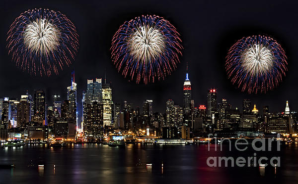 Susan Candelario - New York City Celebrates the 4th