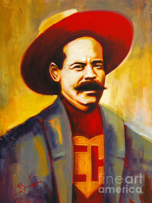 David Silvah - Pancho Villa Colorado