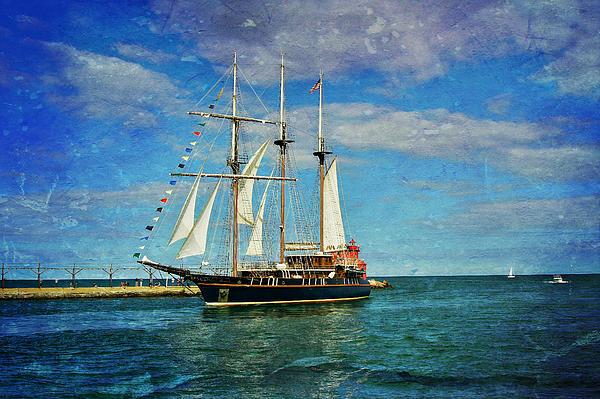 Peacemaker Ship Tour