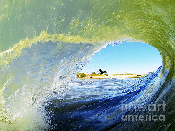 Point Of View Print by Paul Topp