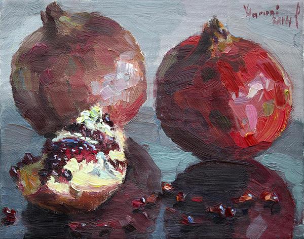 Ylli Haruni - Pomegranates