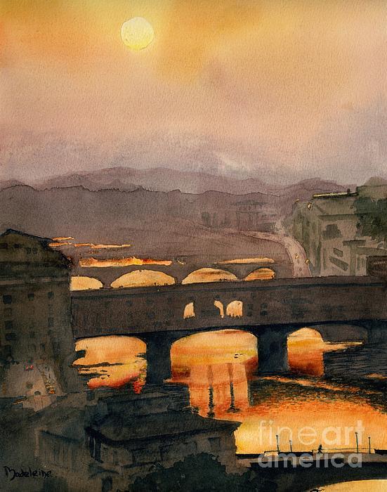 Madeleine Holzberg - Ponte Vecchio
