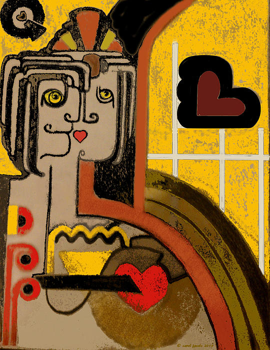 Carol Jacobs - Queen of Hearts of Egypt