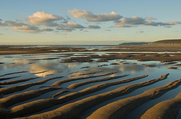 Saunton Sands Devon Print by Pete Hemington