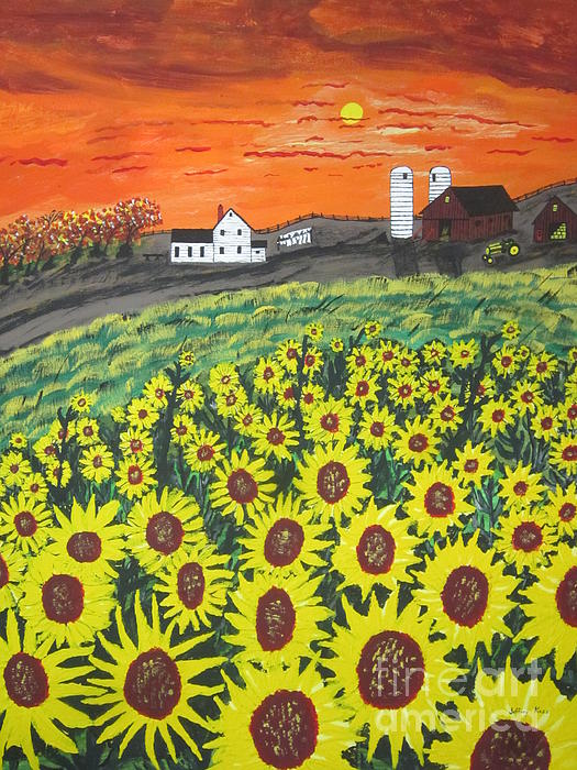 Jeffrey Koss - Sunflower Valley Farm