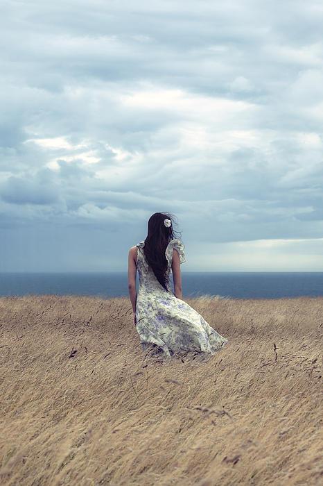 Windy Day Print by Joana Kruse