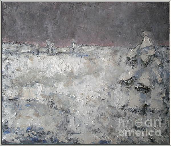 Winter  Print by Pemaro