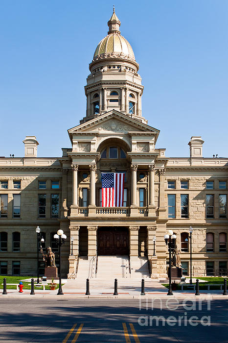 Lawrence Burry - Wyoming State Capital