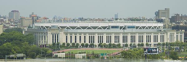 Yankee Stadium Print by Theodore Jones