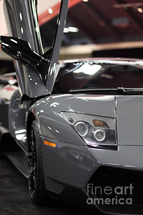 2010 Lamborghini Lp670-4 Super Veloce - 5d20190 Print by Wingsdomain Art and Photography