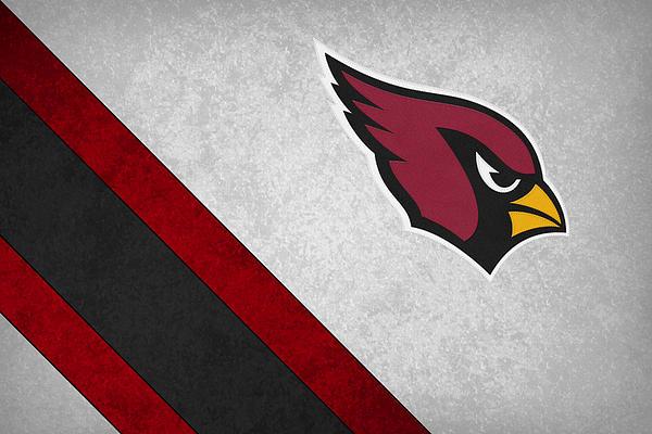 Arizona Cardinals Print by Joe Hamilton