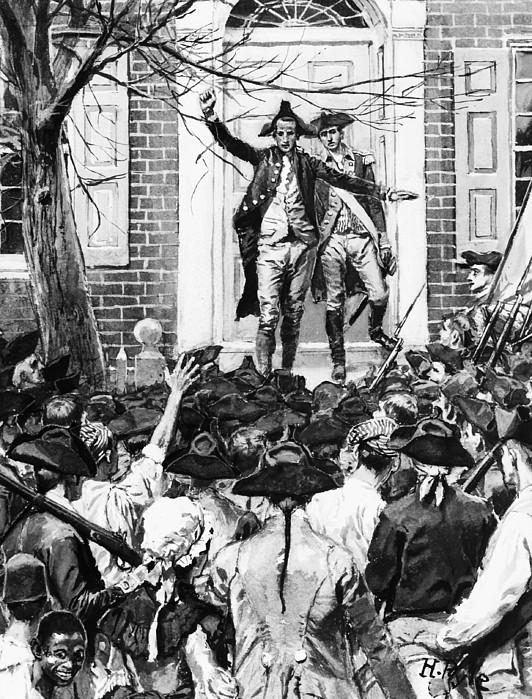 Alexander Hamilton Print by Granger