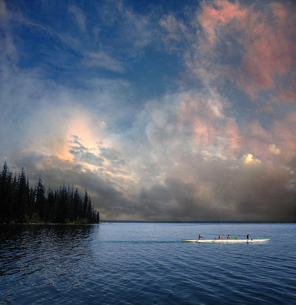 2975 Print by Peter Holme III