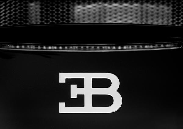 2008 bugatti veyron emblem by jill reger. Black Bedroom Furniture Sets. Home Design Ideas