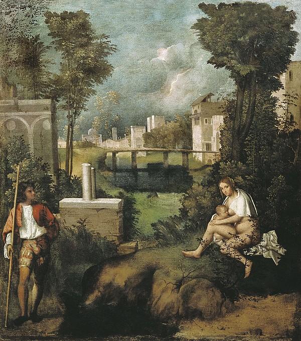 giorgione giorgio da castelfranco by everett