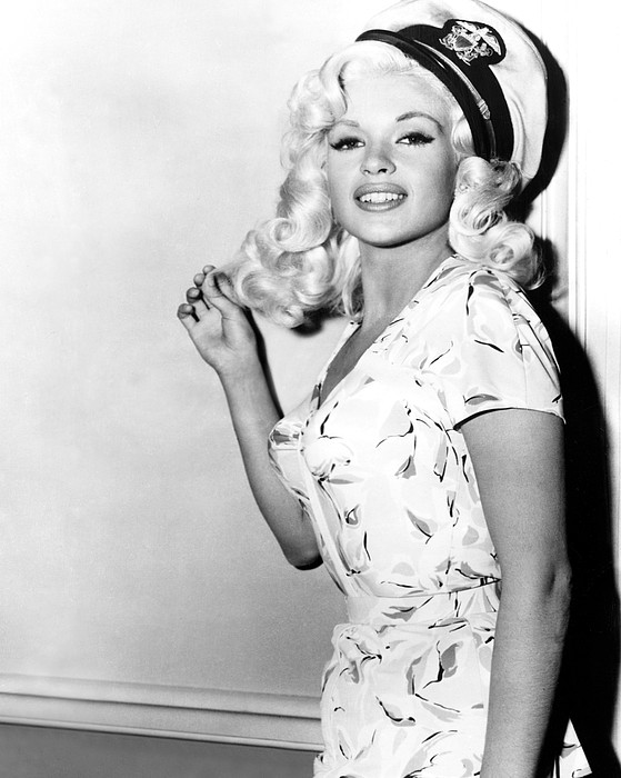 Jayne Mansfield Print by Retro Images Archive