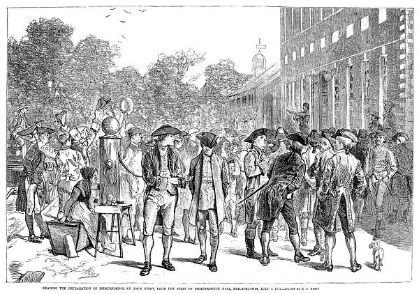 John Nixon, 1776 Print by Granger
