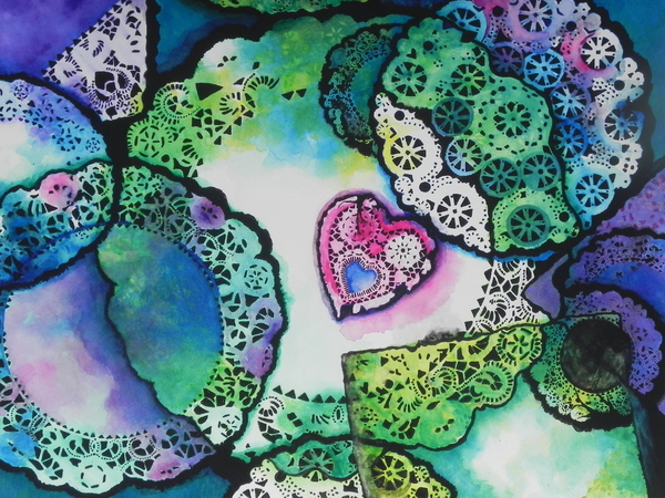 Chrisann Ellis - Laced Memories