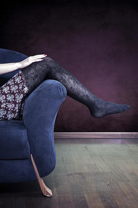 Legs Print by Joana Kruse