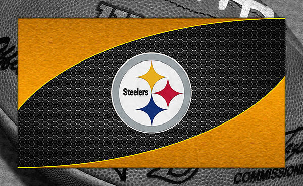Pittsburgh Steelers Print by Joe Hamilton