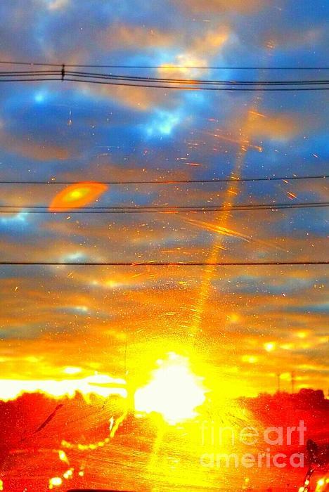 Rose Wang - Sun Rise