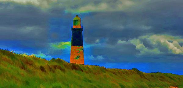 Trevor Kersley - The Old Lighthouse