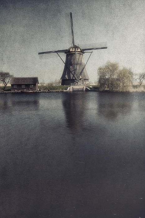 Windmill  Print by Joana Kruse