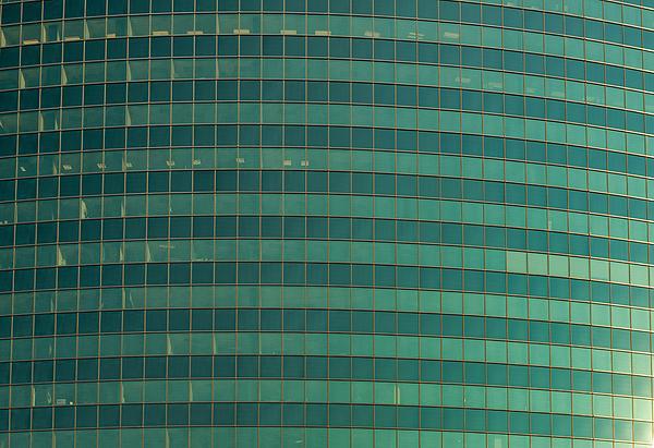 333 W Wacker Building Chicago Print by Steve Gadomski