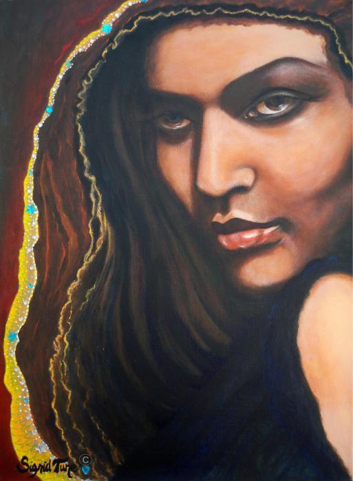 Sigrid Tune - 341 Dark Latin Eyes
