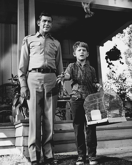 Andy Griffith Print by Retro Images Archive
