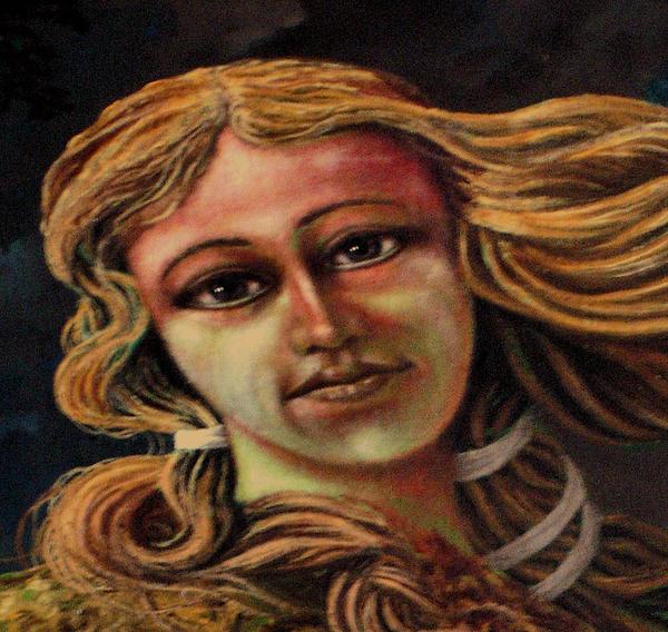 Aphrodite-venus Print by Genio GgXpress