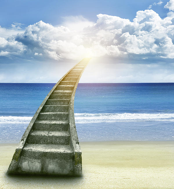 Les Cunliffe - Stairway to heaven