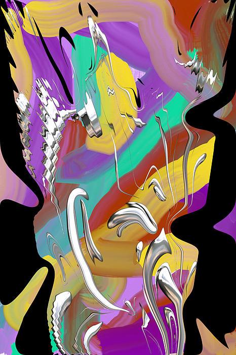Untitled Print by Brenda Chapman